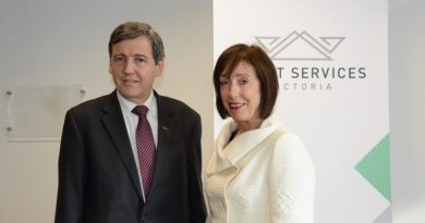 Court Services Victoria Launch