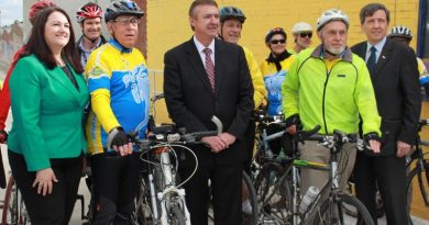 Box Hill - Ringwood Bike Path Stage Opening