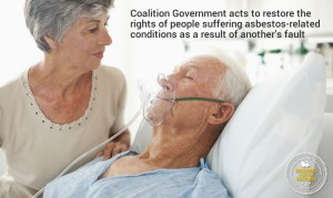 Coalition to restore asbestos rights