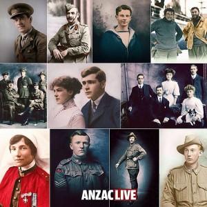ANZAC Live families