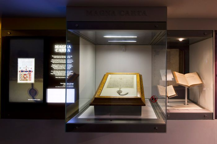 Magna Carta 1297 Canberra