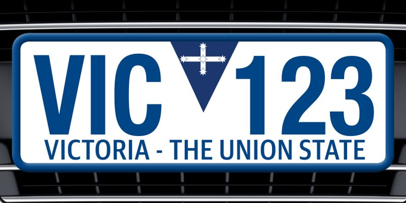 Victoria - The Union State