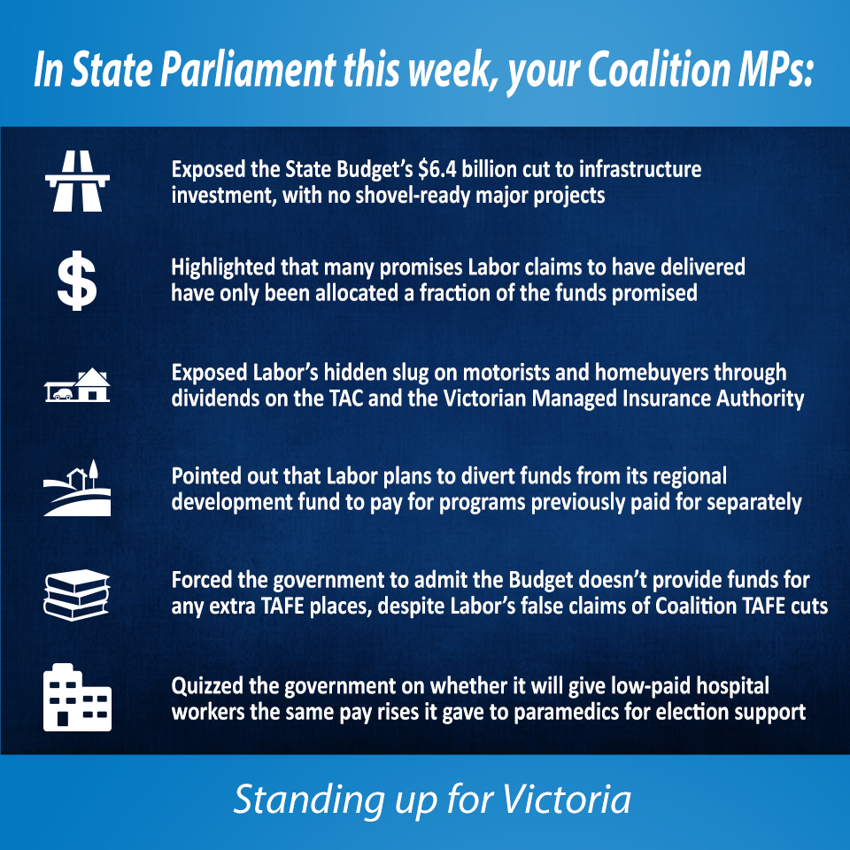 This week in Parliament 7 May
