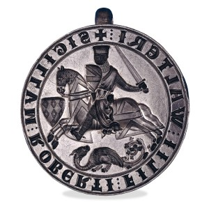 Seal Die of Robert Fitzwalter
