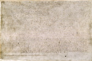 Magna Carta (British_Library_Cotton_MS_Augustus_II.106)