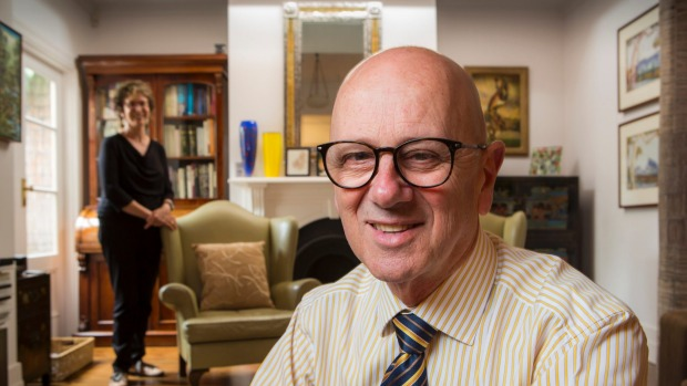 Retiring magistrate Greg Levine is setting up a new family drug court