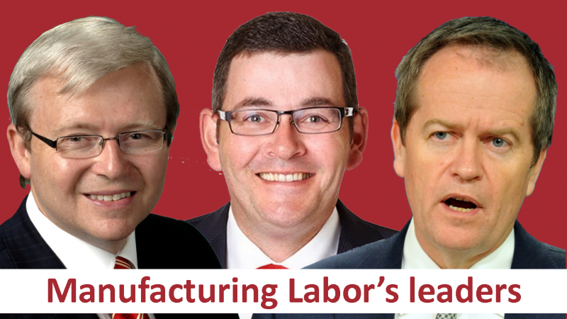 Manufacturing Labor's leaders