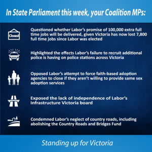 This week in Parliament 22 October 2015