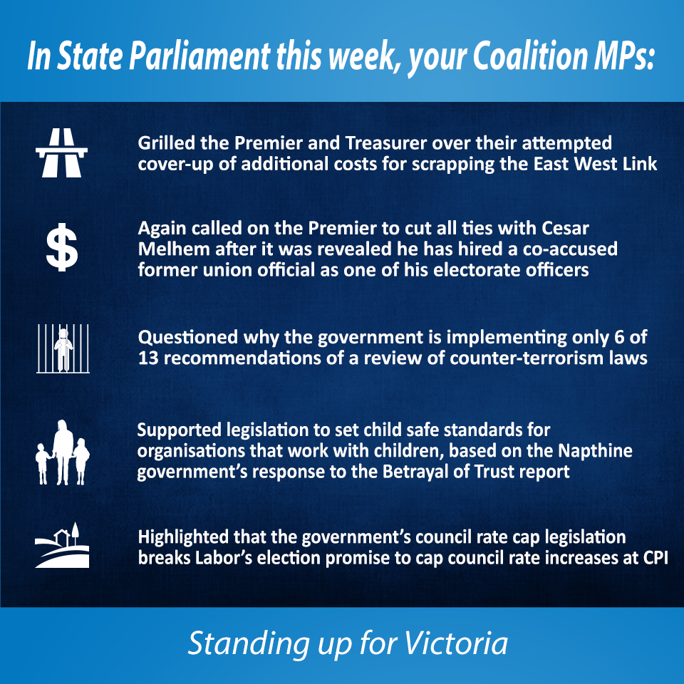 This week in Parliament 12 Nov 2015