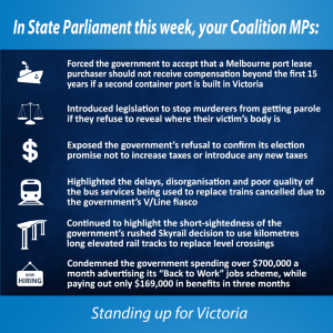 This week in Parliament 25 Feb 2016