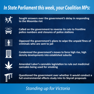 This week in Parliament 24 March 2016