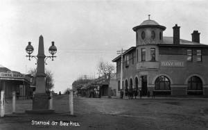 Whitehorse Road and Station Streets, Box Hill