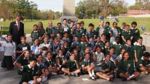 Whitehorse Schools ANZAC Service 2016