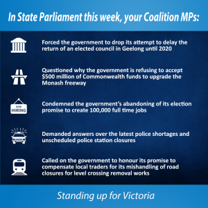 This week in Parliament 14 April 2016