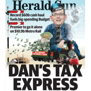 Dan's tax express