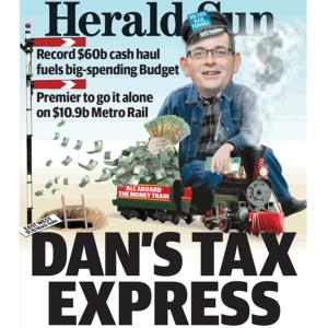 Dan's tax express
