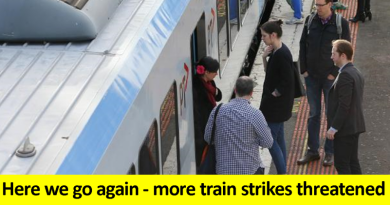 Here we go again - more train strikes threatened