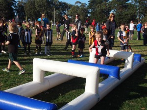 Blackburn Auskick Super Clinic 2016