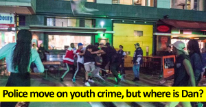 Police move on youth crime, but where is Dan