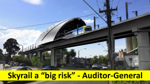 Skyrail a big risk - Auditor-General