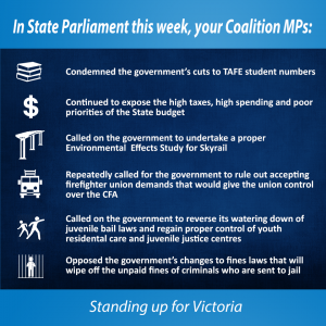 This week in Parliament - 5 May 2016