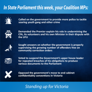 This week in Parliament 26 May 2016