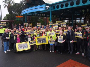 Blackburn community calls for subway widening