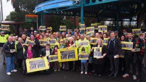 Blackburn community calls for subway widening