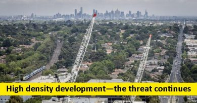 High density threat continues