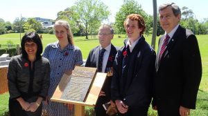 Box Hill remembers world war one sacrifice