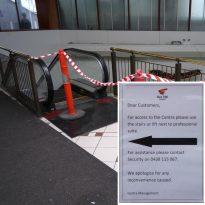 Lift stays broken at transport interchange