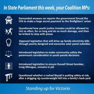 This week in State Parliament 24 November 2016