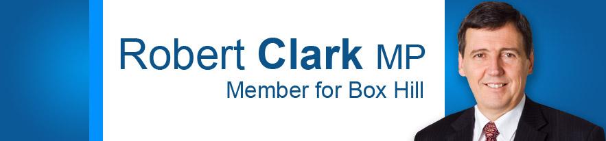 Robert Clark MP