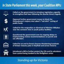 This week in Parliament - 9 Feb 2017