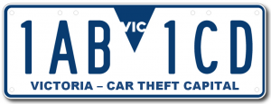 Victoria Car Theft Capital