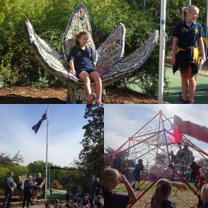 Mont Albert Primary School centenary open day