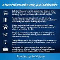 This week in Parliament - 8 June 2017