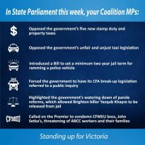 This week in Parliament - 23 June 2017