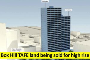 TAFE land being sold for high rise
