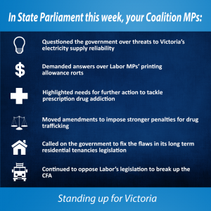 This week in Parliament - 8 September 2017