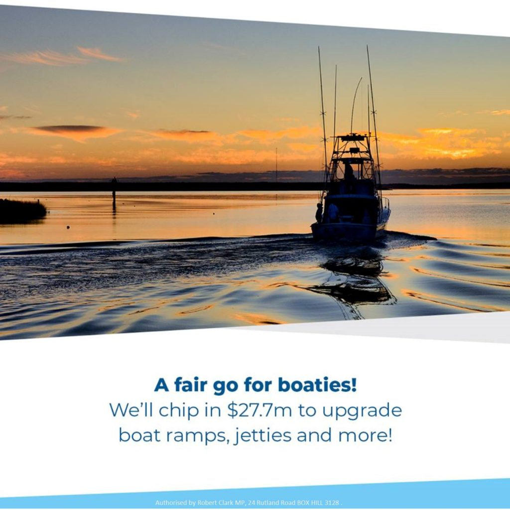A fair go for boaties