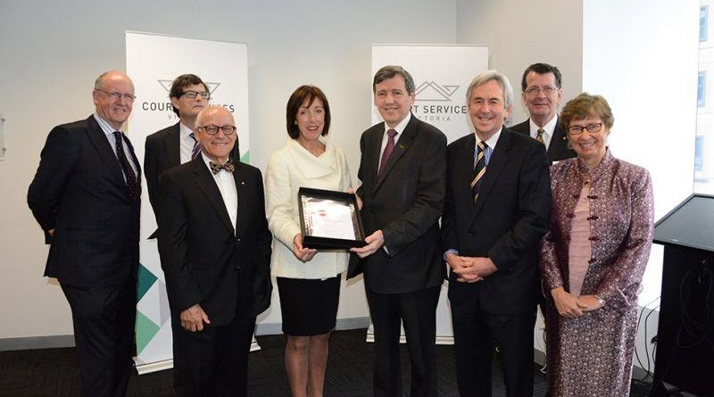 Launch of Court Services Victoria