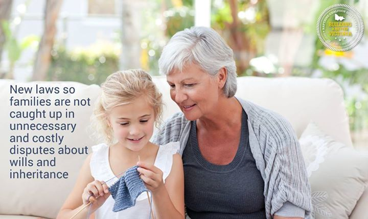 New laws on wills and inheritance