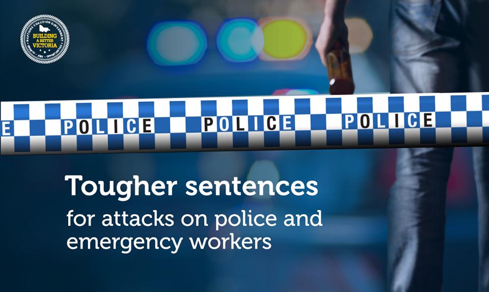tougher sentences for emergency worker assaults