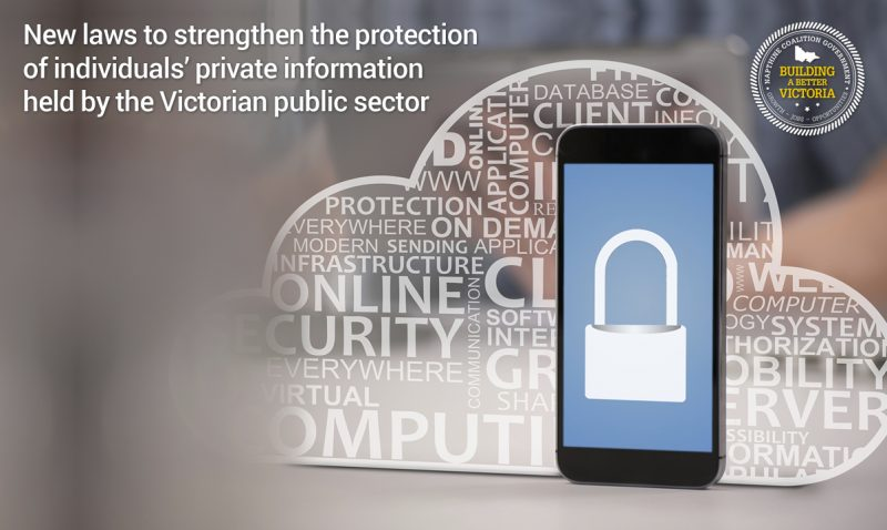 New laws to strengthen privacy protections