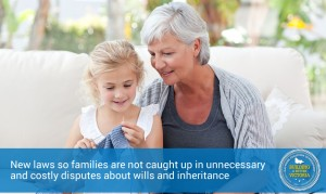 News laws to help avoid wills disputes