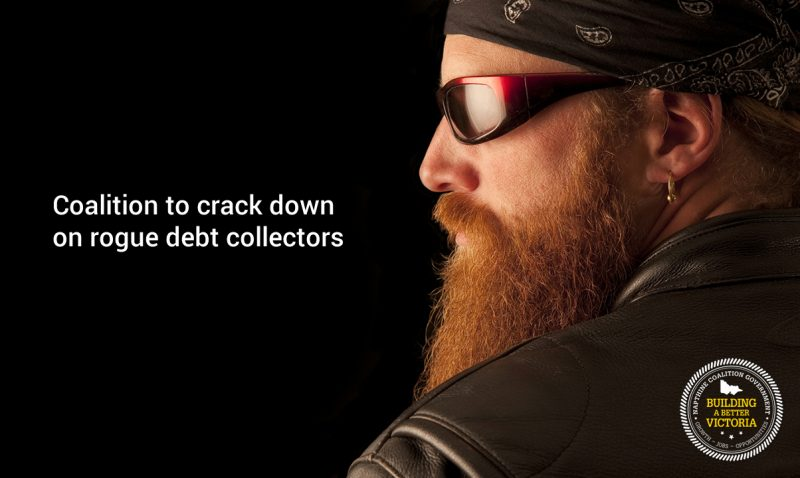 Coalition to crack down on rogue debt collectors