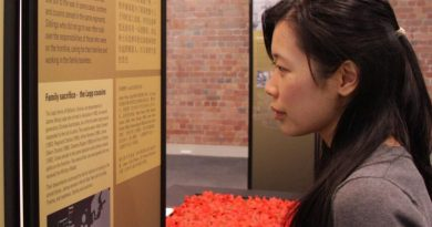 Chinese Museum ANZAC exhibition