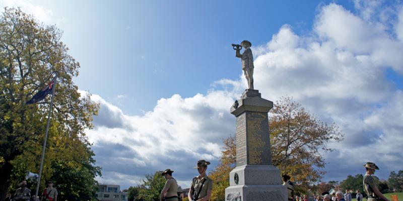 Box Hill Cenotaph