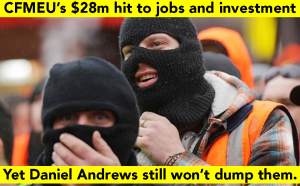 CFMEU's 28m hit to jobs